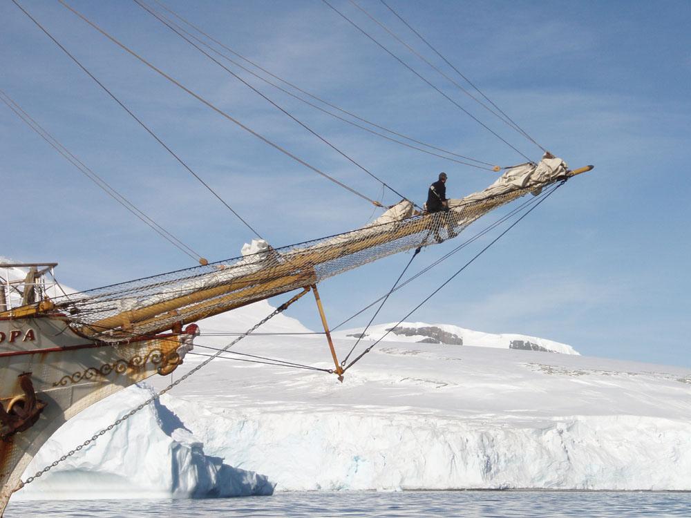 Europa to Antarctica